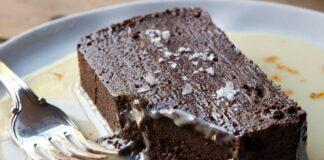 Terrine de chocolat
