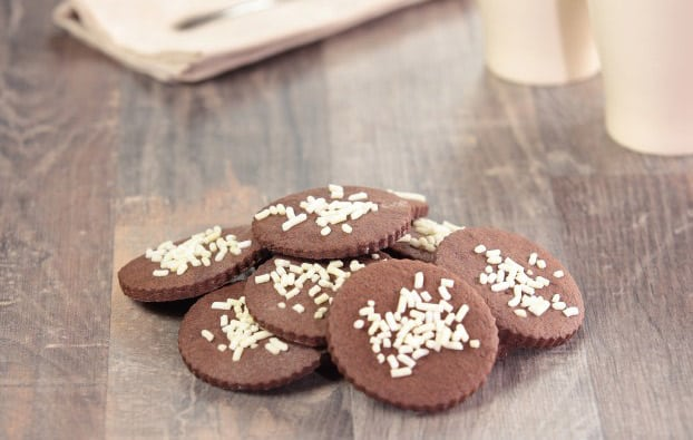 Biscuits au cacao avec Thermomix