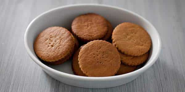 Biscuits digestive avec Thermomix