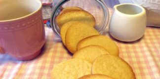 Biscuits légers Weight Watchers
