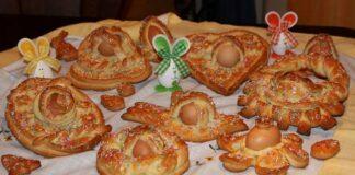 Les brioches de Pâques avec Thermomix
