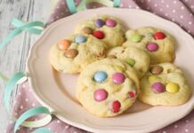 Cookies M&M's avec Thermomix