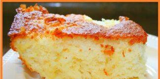 Gâteau au citron Weight watchers