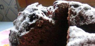 Gâteau au chocolat et miel cuit au Varoma