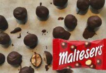 Maltesers fait maison avec Thermomix