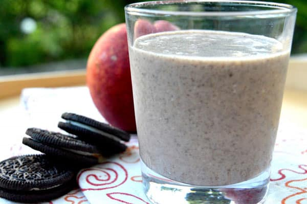 milk-shake Oreo avec Thermomix