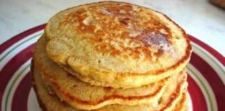 Pancakes pour régime