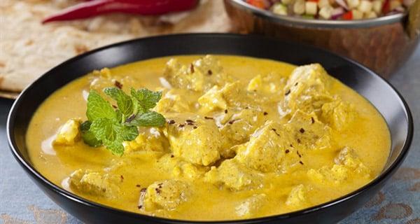 Sauté de porc au curry WW