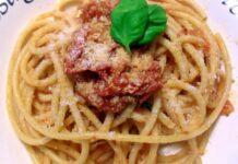 Spaghetti à la sauce tomate Weight watchers