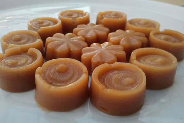 Bonbons Toffee avec thermomix