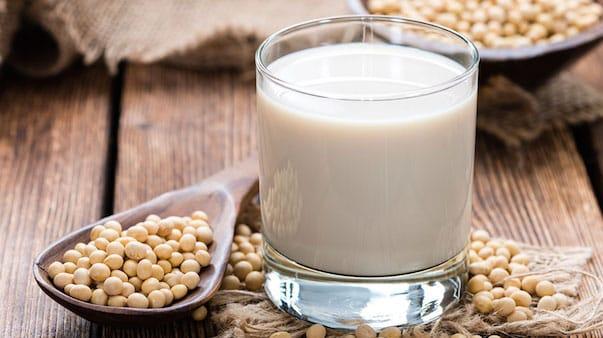 lait de soja maison avec thermomix
