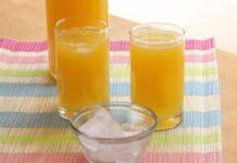 Limonade Fanta orange maison