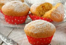 Muffins aux carottes avec Thermomix