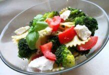 Salade de pâte au brocoli Weight watchers