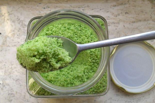 Sel aromatisé aux herbes avec Thermomix