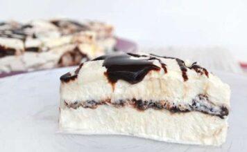 Gâteau glacé au chocolat avec Thermomix