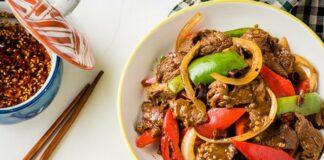 Wok de bœuf à l'asiatique Weight Watchers