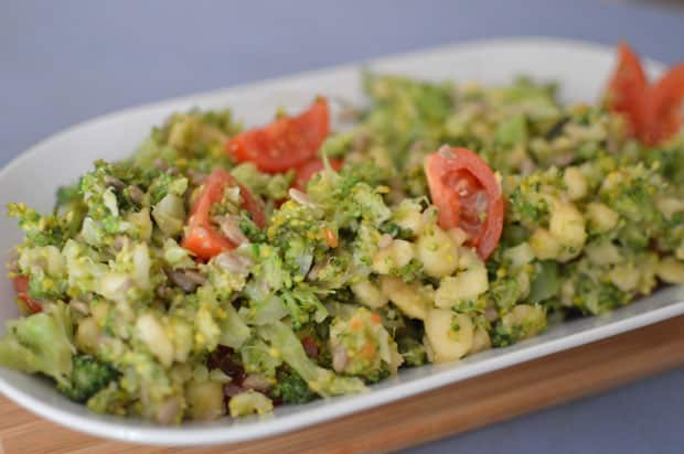 Salade de Brocolis