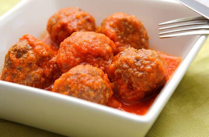Boulettes de viande à la tomate avec Thermomix