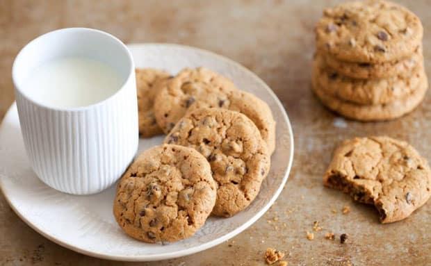 Cookies Légers Sans Beurre