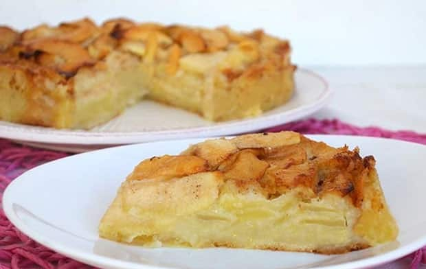 Gâteau aux Pommes Express Weight Watchers