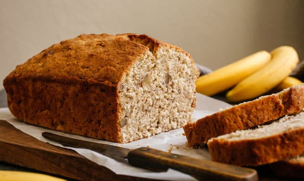 Pain aux bananes Weight Watchers