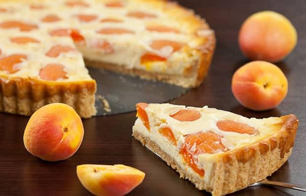 Tarte aux abricots et fromage avec Thermomix