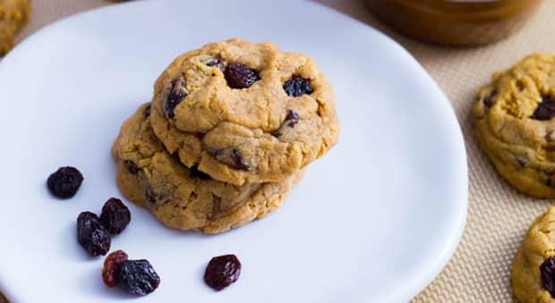 Cookies aux Raisins et à la Cannelle au Thermomix