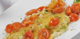 Filets de poisson au Varoma