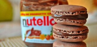 Macarons Inratables au Nutella avec Thermomix