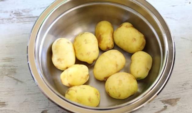 VIDÉO - Éplucher des pommes de terre avec Thermomix