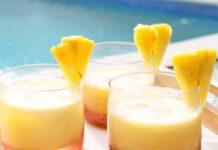 Cocktail Malibu au Thermomix