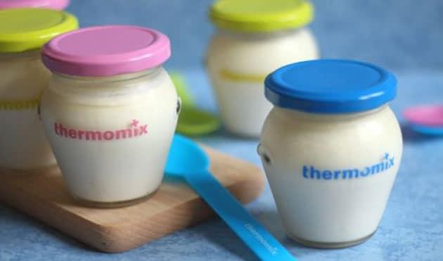 yaourt nature au thermomix