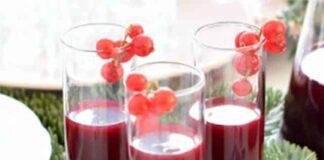 Liqueur de fruits rouges avec Thermomix