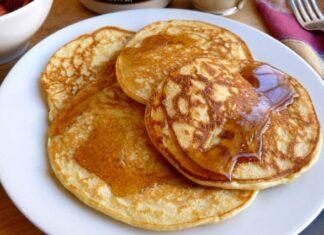 Pancakes légers à 1 SP