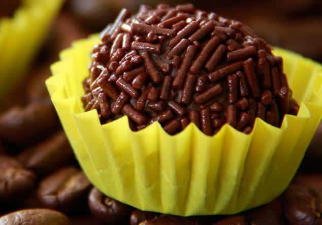 Truffes au chocolat et au café avec Thermomix