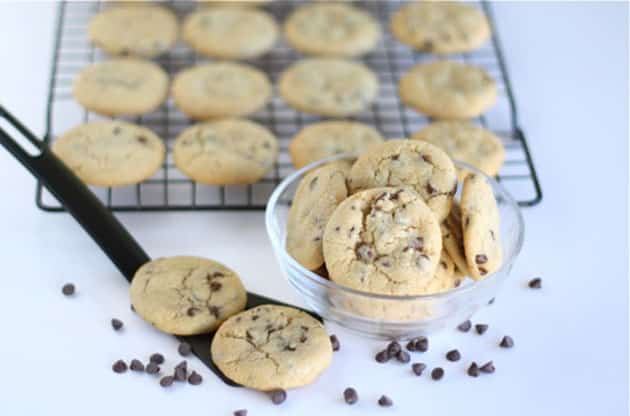 Mini-cookies à 2 Smartpoints Weight Watchers