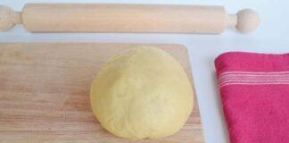 Pâte brisée sans beurre, au fromage blanc 0% au Thermomix