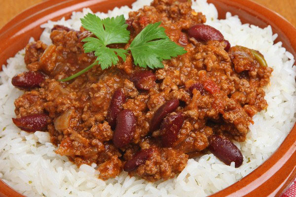 Chili Con Carne Léger Weight Watchers