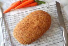 Pain complet aux carottes au Thermomix