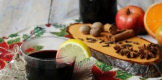 Vin chaud aux épices au Thermomix
