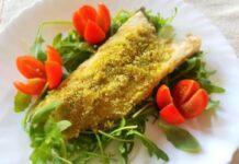 filet de poisson pané léger