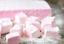 Marshmallows Inratable ( Guimauve )au Thermomix