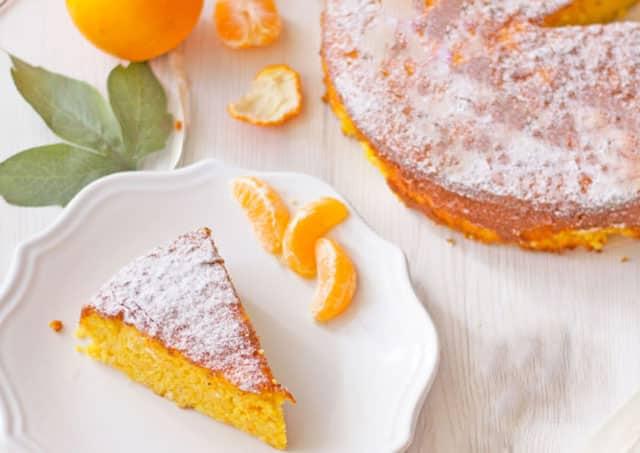 Gâteau à la clémentine au Thermomix