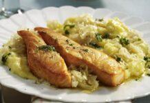 choucroute au saumon WW