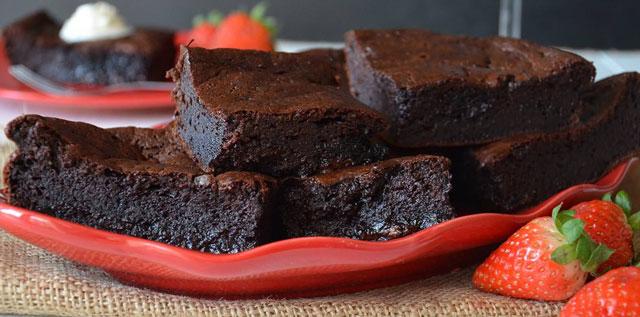 Brownie aux bananes et chocolat à 3 SP