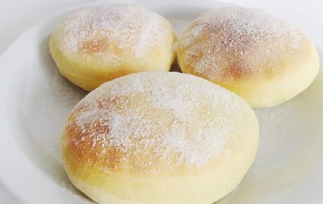beignets au four avec Thermomix