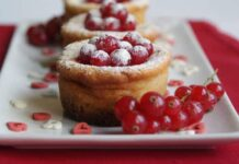 Mini-cheesecake express au Thermomix