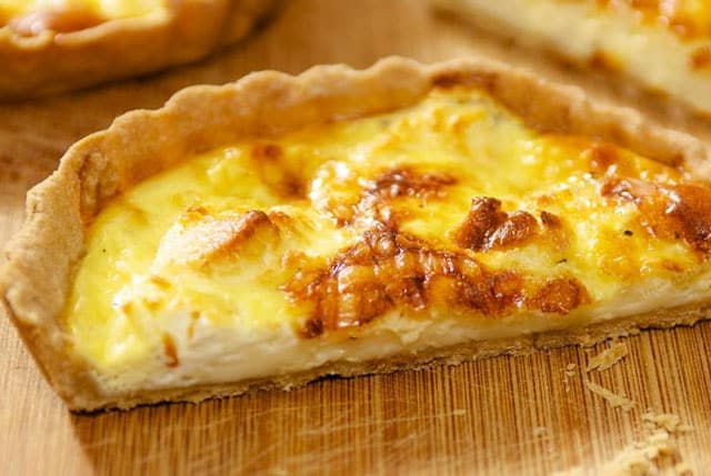 tarte au fromage avec Thermomix