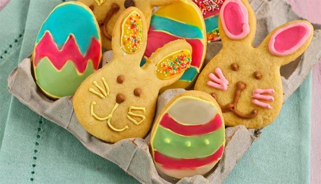 Biscuits de Pâques avec Thermomix